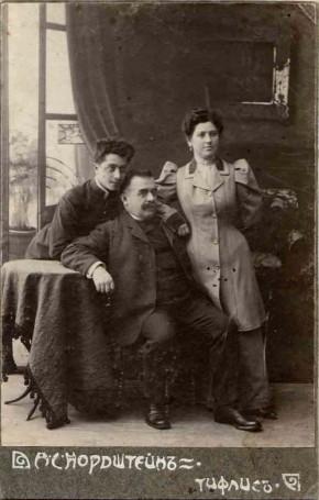 FamiyfromTbilisi1907